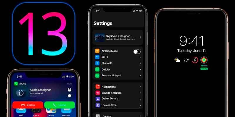 IOS 13 REPARACIÓN - Cómo reparar un iPhone XR que se atasca en la pantalla en negro después de actualizar a iOS 13 [Guía de solución de problemas]