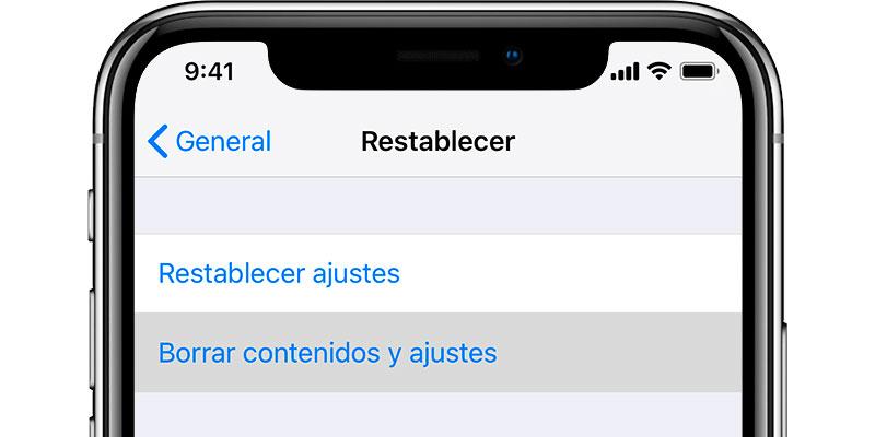 restablecer configuración iphone - Guía de restablecimiento de fábrica de Apple iPhone XR: Cómo restablecer tu iPhone